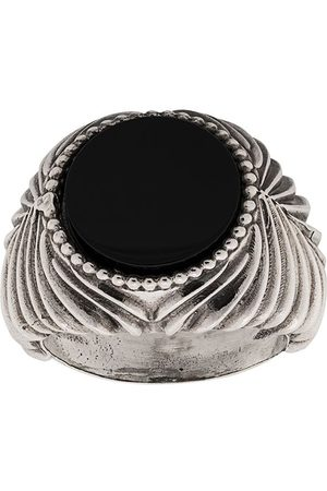 Emanuele Bicocchi Textured ring