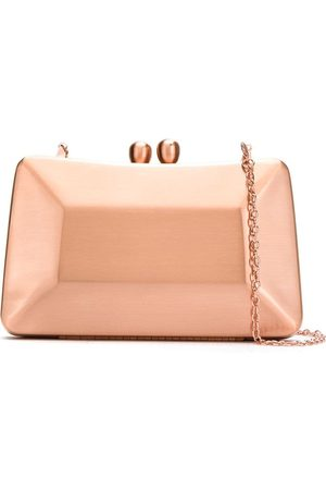 SERPUI Women Clutches - Metallic clutch