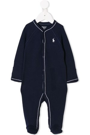 Ralph Lauren Pajamas - Embroidered logo pajamas