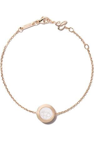Chopard 18kt rose Happy Diamonds Icons bracelet