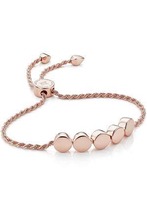 Monica Vinader Women Bracelets - Linear Bead Chain bracelet