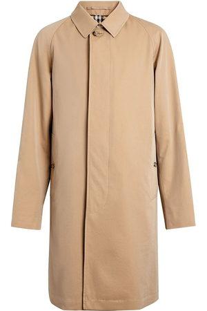 Burberry The Camden car coat - Neutrals