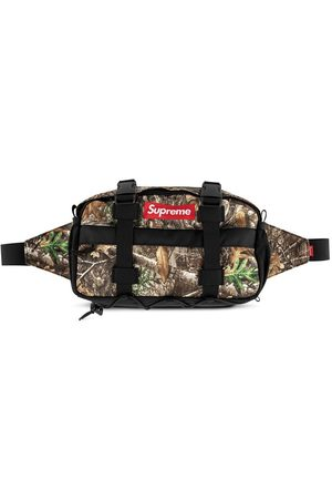 Supreme Camouflage belt bag