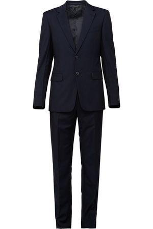 Prada Men Suits - Slim fit two piece suit