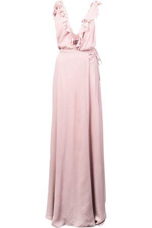 Reformation Peppermint dress - NEUTRALS