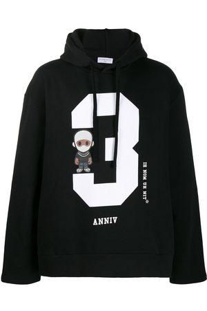 Ih Nom Uh Nit Number 3 print hoodie