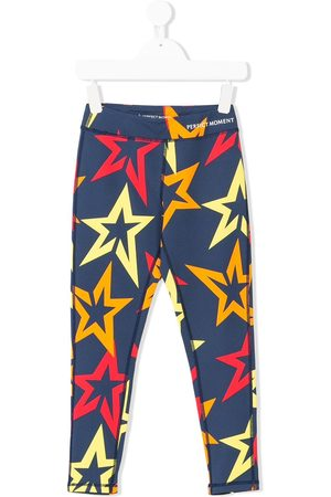 Perfect Moment Star print leggings - Multicolour