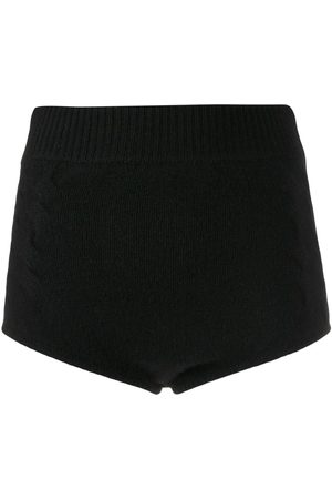 Cashmere In Love Mimie knitted knicker shorts