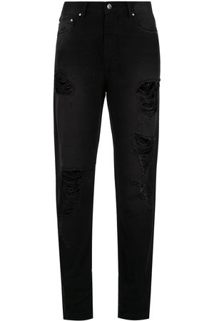 AMAPÔ Mom's Nanquim jeans