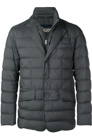 HERNO Men Puffer Jackets - Nuage padded jacket - Grey