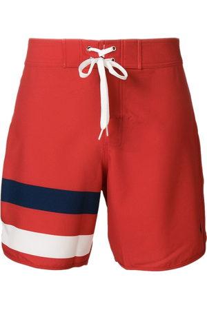 Perfect Moment Men Swim Shorts - Super Mojo drawstring swim shorts