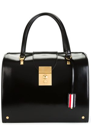 Thom Browne Women Laptop Bags - Mrs Thom briefcase bag