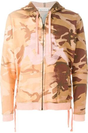 FAITH CONNEXION Men Hoodies - Kappa camouflage hoodie