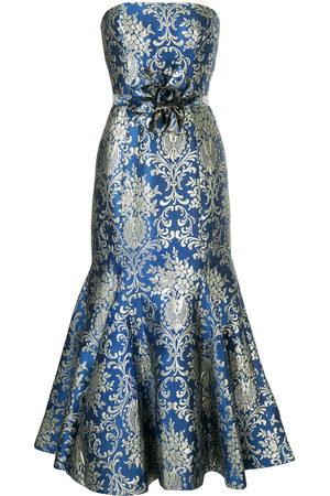 Bambah Women Midi Dresses - Bluestar midi dress