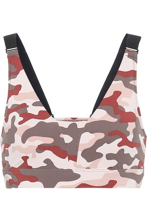 Varley Bromley camo performance top