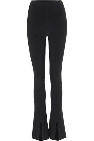 Norma Kamali Spat stretch-jersey leggings