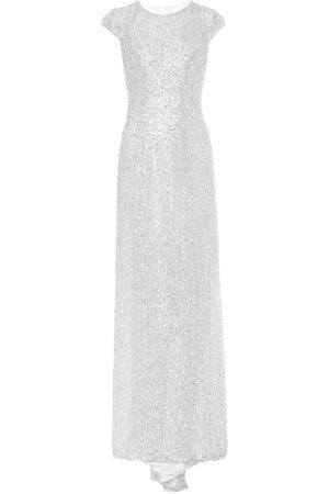 GALVAN Estrella sequined gown