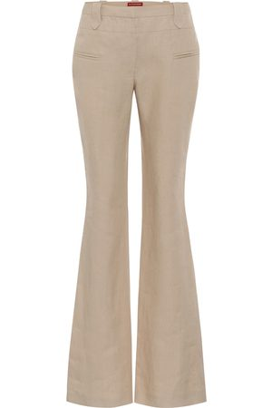 Altuzarra Exclusive to Mytheresa – Serge linen flared pants