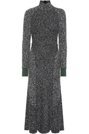 Victoria Beckham Turtlneck midi dress