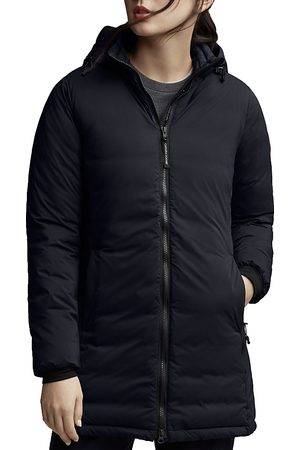 Canada Goose Camp Hoody Packable Mid-Length Down Coat