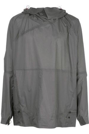 Klättermusen Hooded ripstop jacket