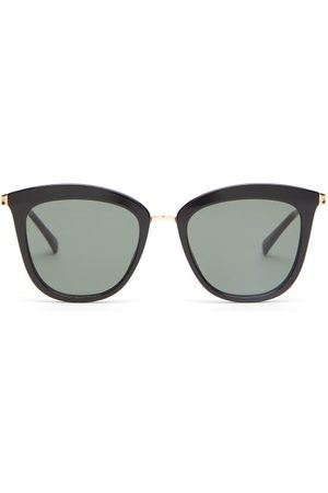 Le Specs Caliente Oversized Cat-eye Sunglasses - Womens
