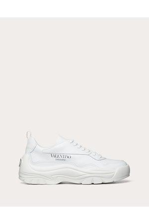 VALENTINO GARAVANI Women Sneakers - Gumboy Sneaker In Calfskin Women 100% Pelle Di Vitello - Bos Taurus 37