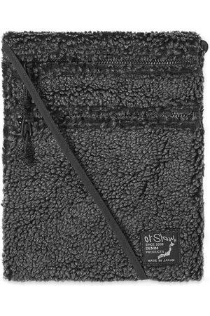 ORSLOW Fleece Cross-Body Bag
