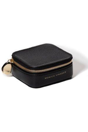 Monica Vinader Jewelry - Personalised Leather Trinket Box