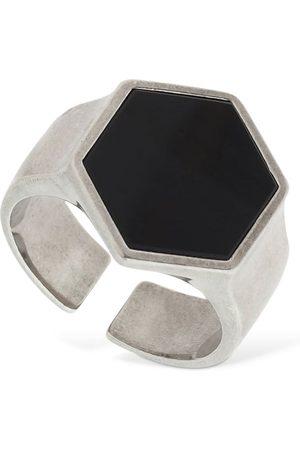 Isabel Marant Golden Mother Hexagonal Ring