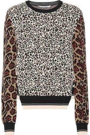 Stella McCartney Exclusive to Mytheresa – Animal-jacquard sweater