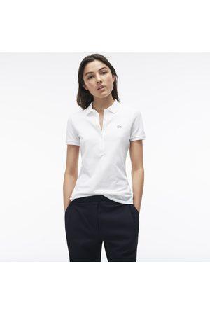 Lacoste Women's Soft Cotton Petit Piqué Polo :