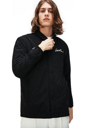 Lacoste Men's Live Signature Taffeta Jacket :