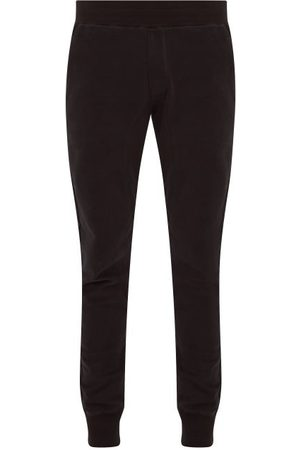 Frescobol Carioca Leblon Organic-cotton Jersey Track Pants - Mens