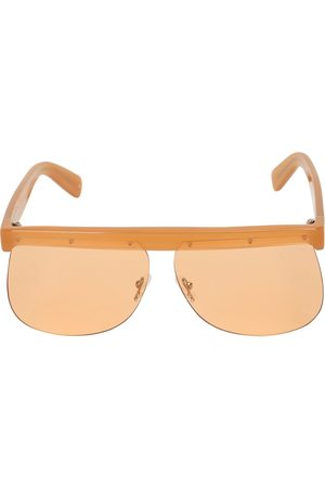 Courrèges The Mask Acetate Sunglasses