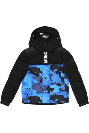 Moncler Arpon camo-print down jacket