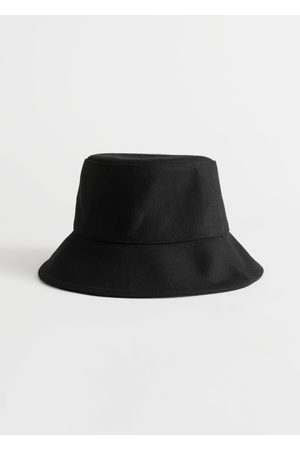 & OTHER STORIES Felt Wool Blend Bucket Hat