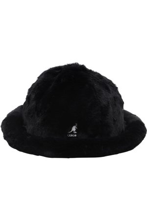 Kangol Women Hats - Leopard Print Faux Fur Hat