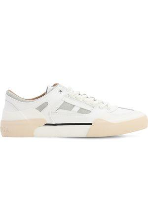 STRATICA INTERNATIONAL Elysees Low/monaco Leather Sneakers