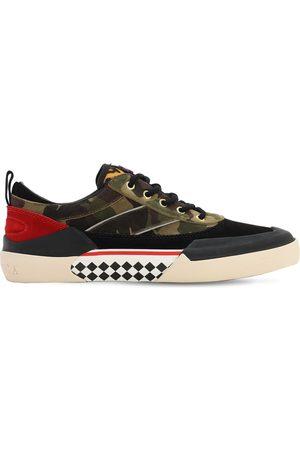 STRATICA INTERNATIONAL Wilshire Suede Sneakers
