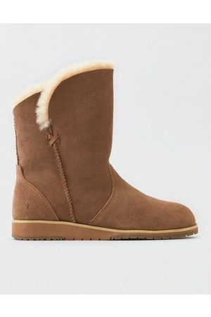 American Eagle Outfitters Women Boots - Mayberry EMU Bells Beach Boot Women's 6