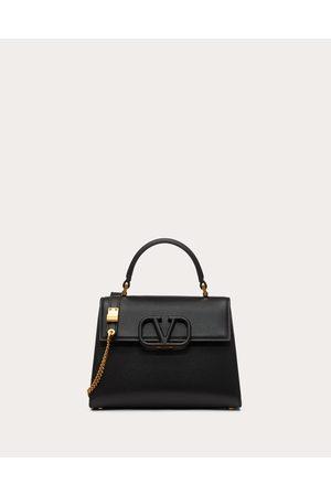 VALENTINO GARAVANI Small Vsling Grainy Calfskin Handbag Women 100% Pelle Di Vitello - Bos Taurus OneSize