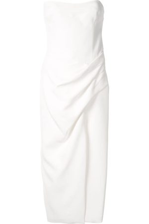 MANNING CARTELL Women Party Dresses - Hit Predictor strapless midi dress