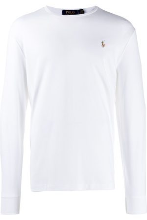 Polo Ralph Lauren Long-sleeved logo T-shirt