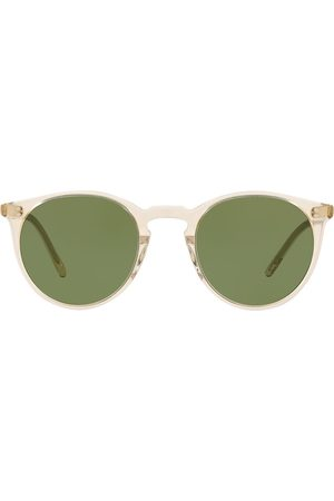 Oliver Peoples Round - O'Malley round-frame sunglasses