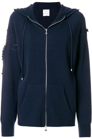 Barrie Romantic Timeless cashmere hoodie