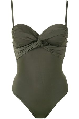 Brigitte Women Swimsuits - Twisted detail swimsuit