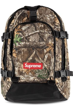 Supreme FW19 logo backpack - Multicolour