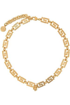 VERSACE Men Necklaces - Greca chain necklace