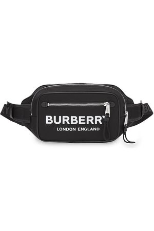 Burberry Logo-print ECONYL® belt bag